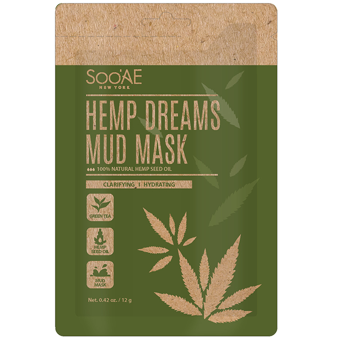HEMP DREAMS MUD MASK