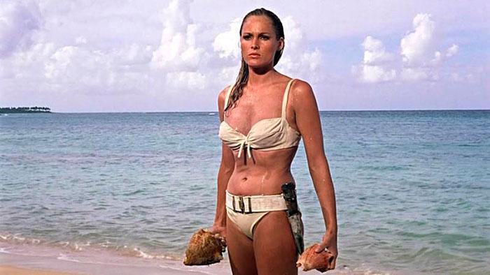 Dia Mundial Del Bikini Ursula