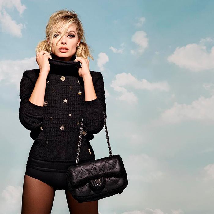 Margot Robbie Chanel Coco Neige