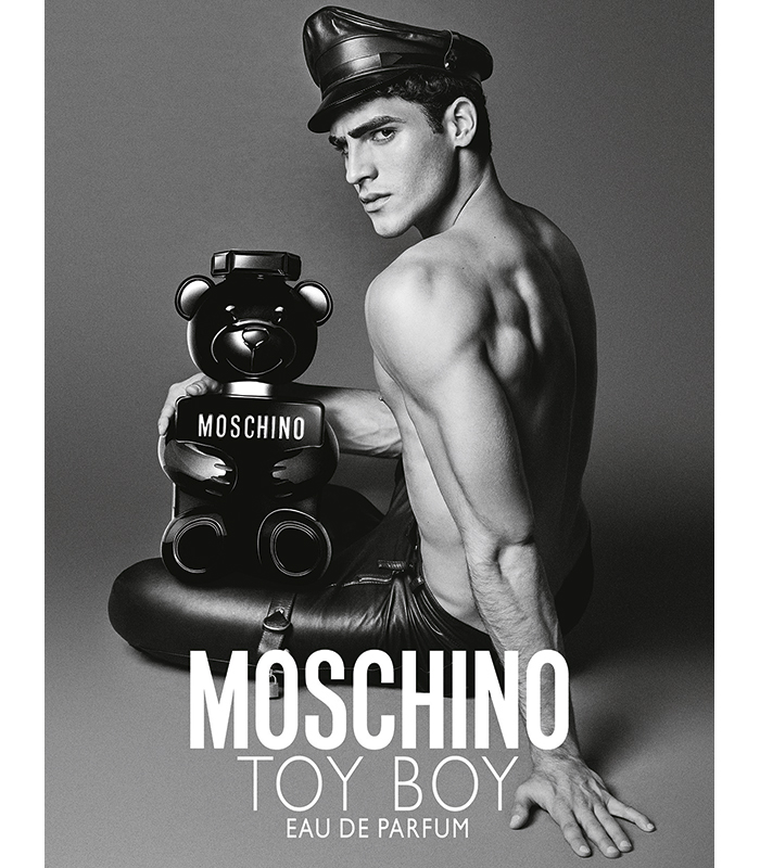 Toy Boy Moschino Jhona Burjack