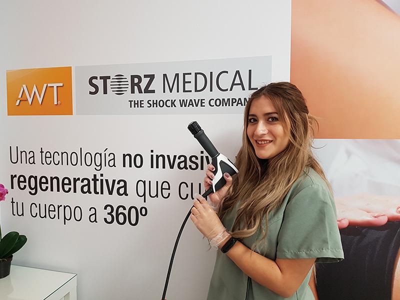 Clinicas Cres Ondas De Choque Storz Medical