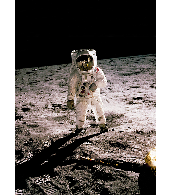 Llegada Hombre Luna
