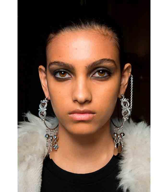 Maquillaje Otoño Invierno 2019 2020 Altuzarra