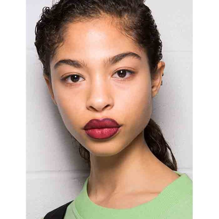 Maquillaje Otoño Invierno 2019 2020 Chalayan
