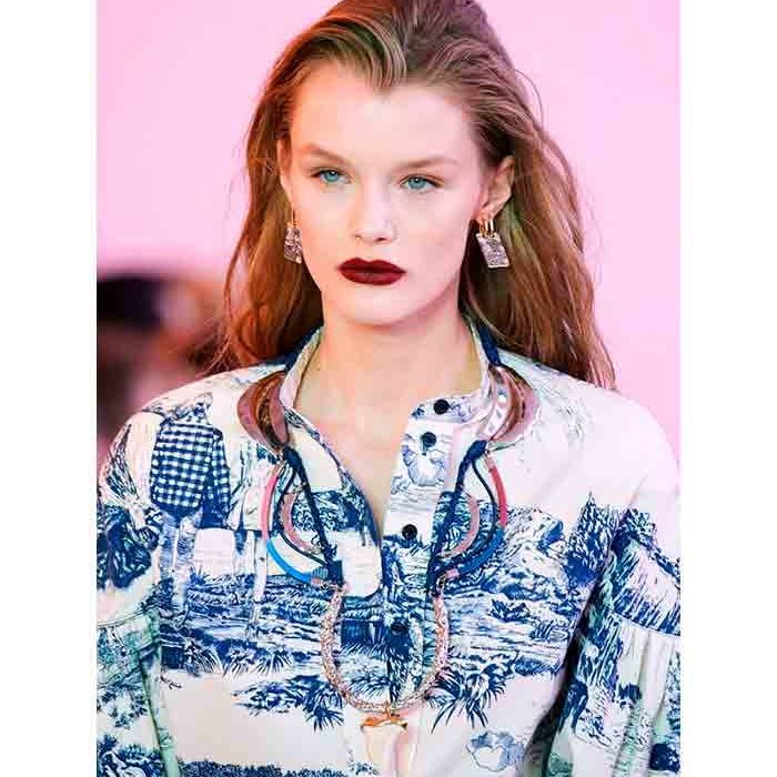 Maquillaje Otoño Invierno 2019 2020 Chloe