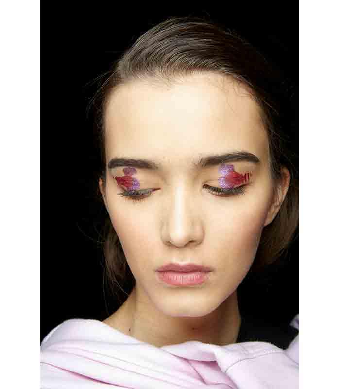 Maquillaje Otoño Invierno 2019 2020 Francesca Liberatore