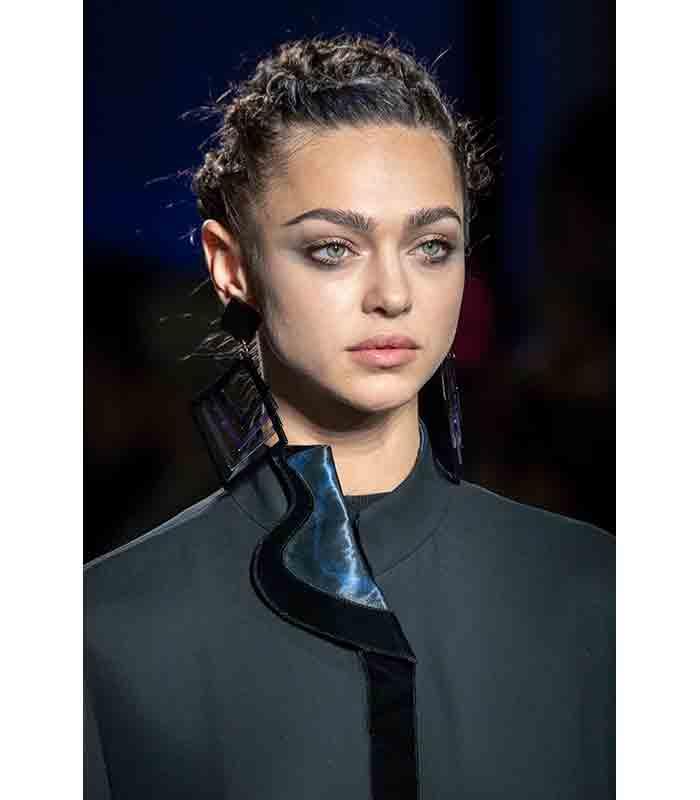 Maquillaje Otoño Invierno 2019 2020 Giorgio Armani