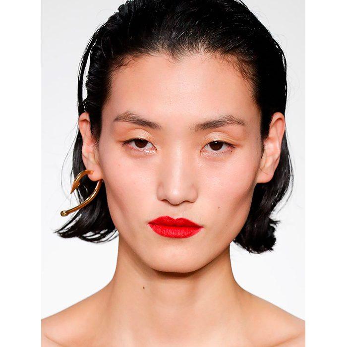 Maquillaje Otoño Invierno 2019 2020 Helmut Lang