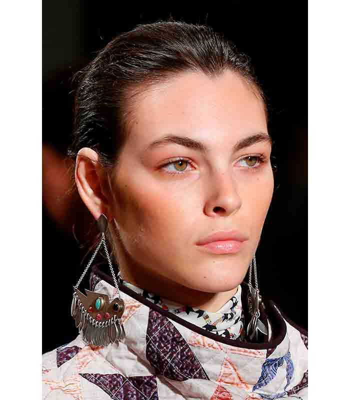 Maquillaje Otoño Invierno 2019 2020 Isabel Marant