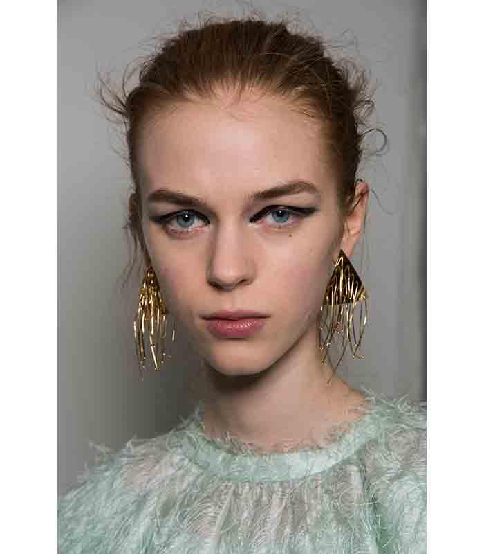 Maquillaje Otoño Invierno 2019 2020 Jil Sander