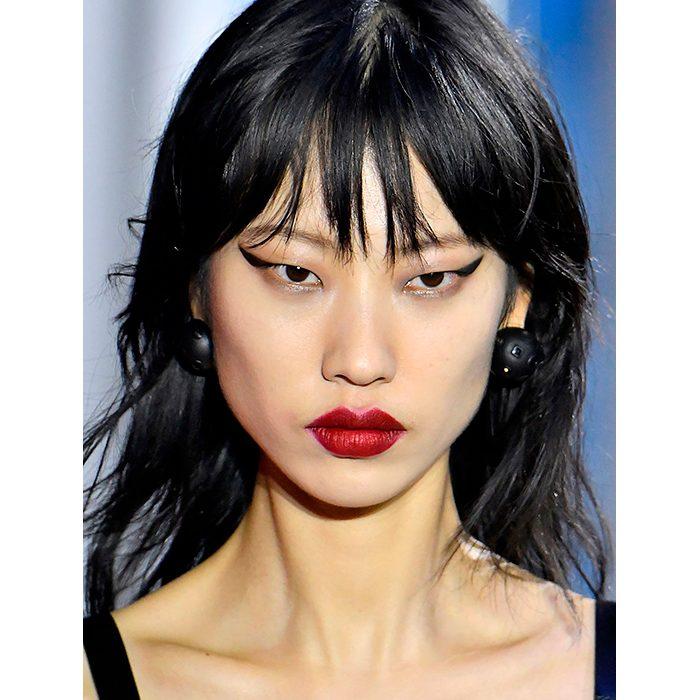 Maquillaje Otoño Invierno 2019 2020 Louis Vuitton