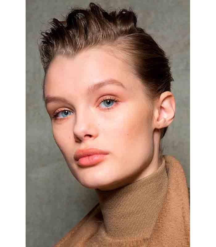 Maquillaje Otoño Invierno 2019 2020 Max Mara