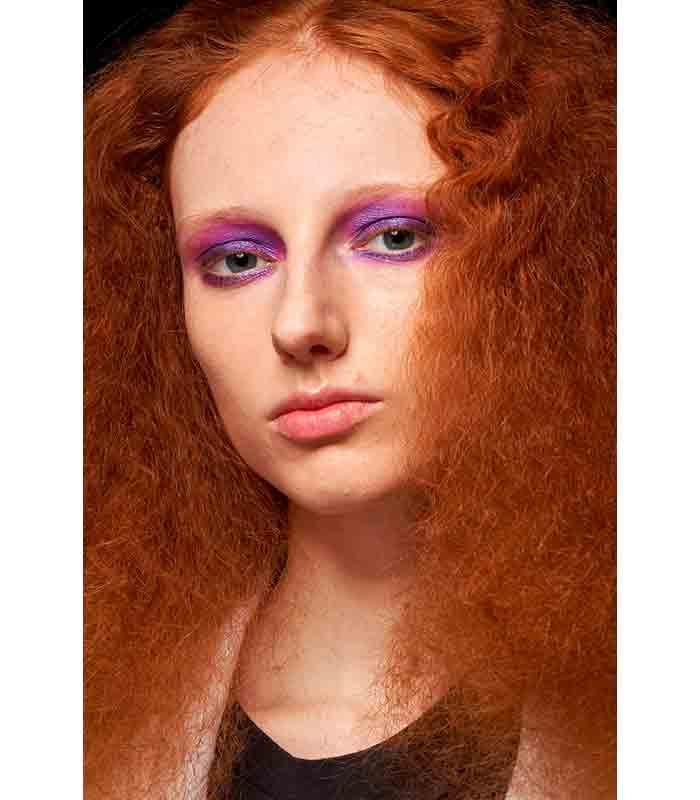 Maquillaje Otoño Invierno 2019 2020 Michael Kors