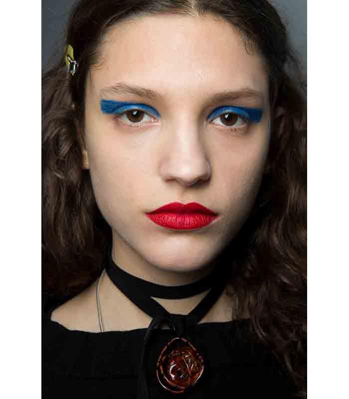 Maquillaje Otoño Invierno 2019 2020 Mugler