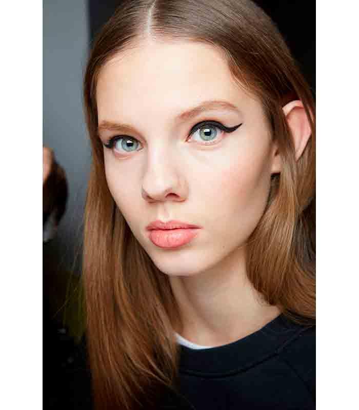 Maquillaje Otoño Invierno 2019 2020 Philipp Plein