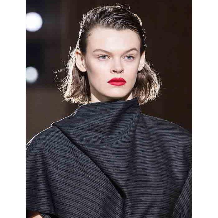 Maquillaje Otoño Invierno 2019 2020 Salvatore Ferragamo