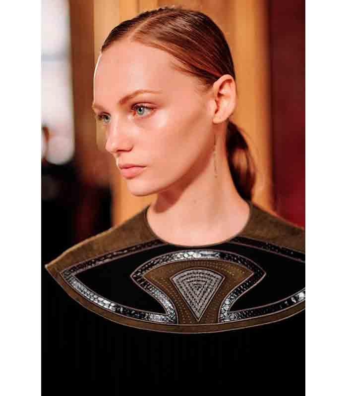 Maquillaje Otoño Invierno 2019 2020 Stella Mccartney