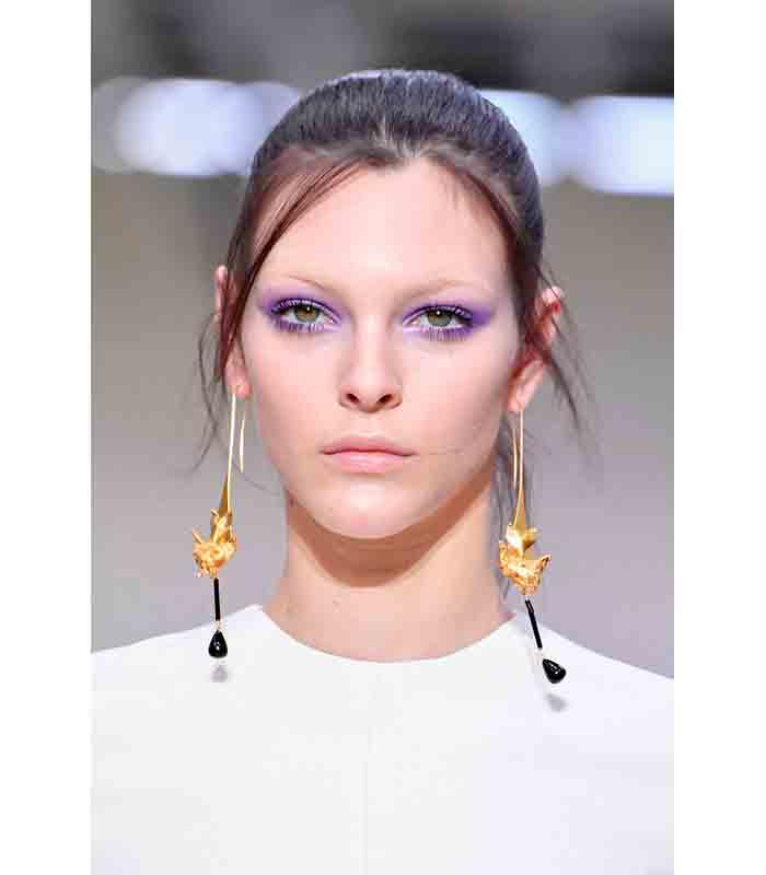 Maquillaje Otoño Invierno 2019 2020 Valentino