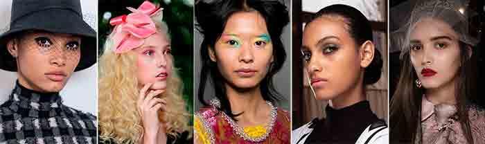 Tendencias Maquillaje Otoño Invierno 2019 2010