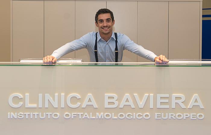 JAVIER Fernández Clinica Baviera