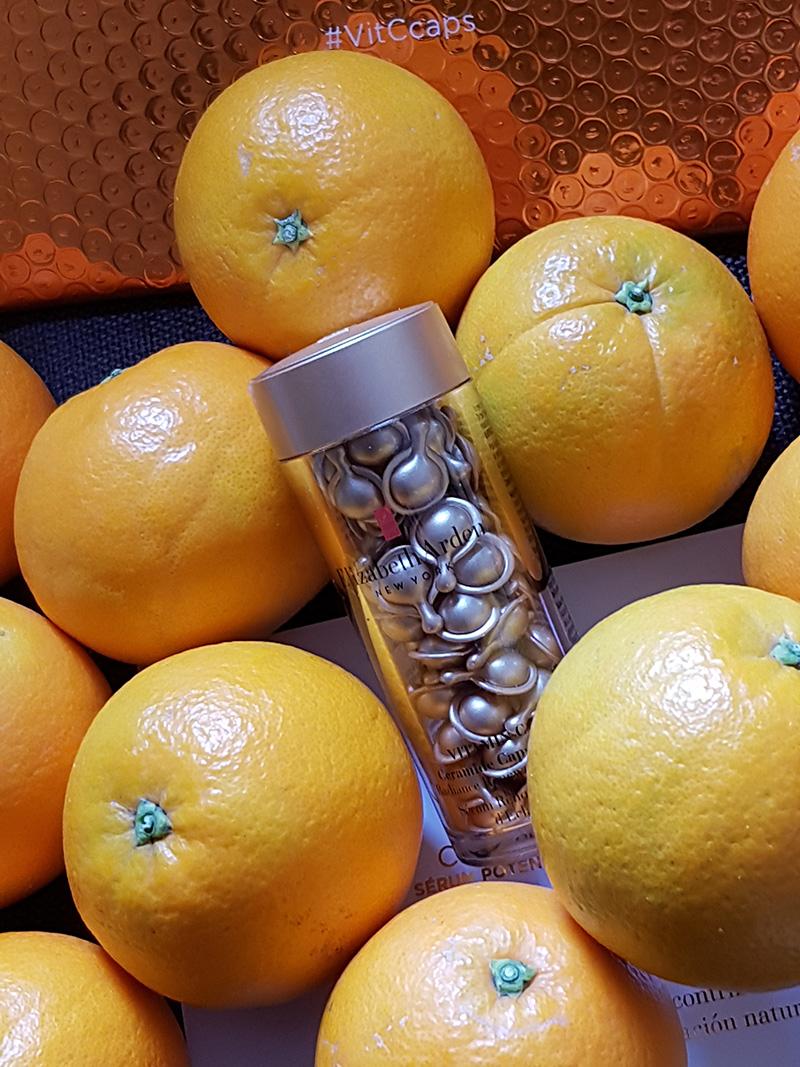 Vitamina C Elizabeth Arden CSA