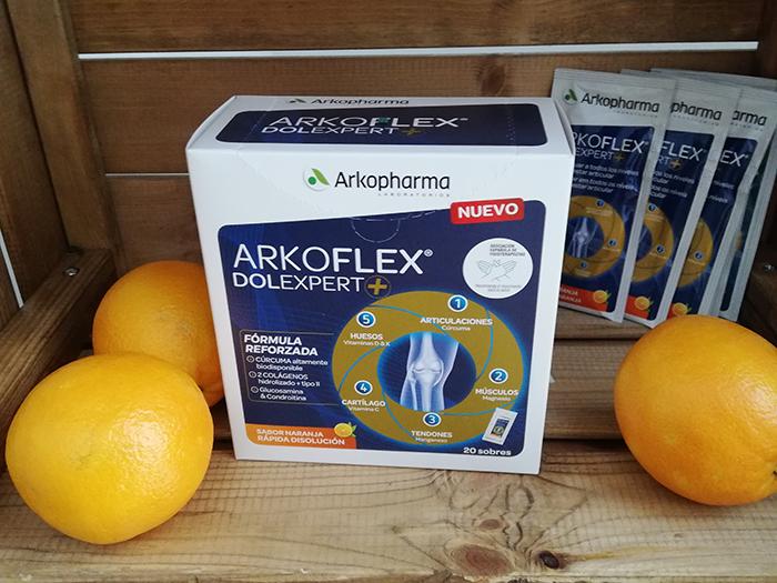 Arkoflex dolexpert colágeno