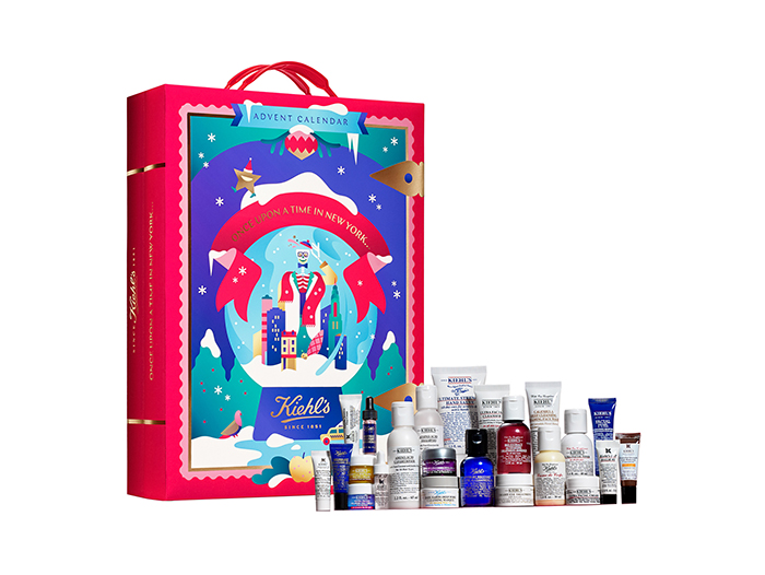 Kiehls Calendario Adviento
