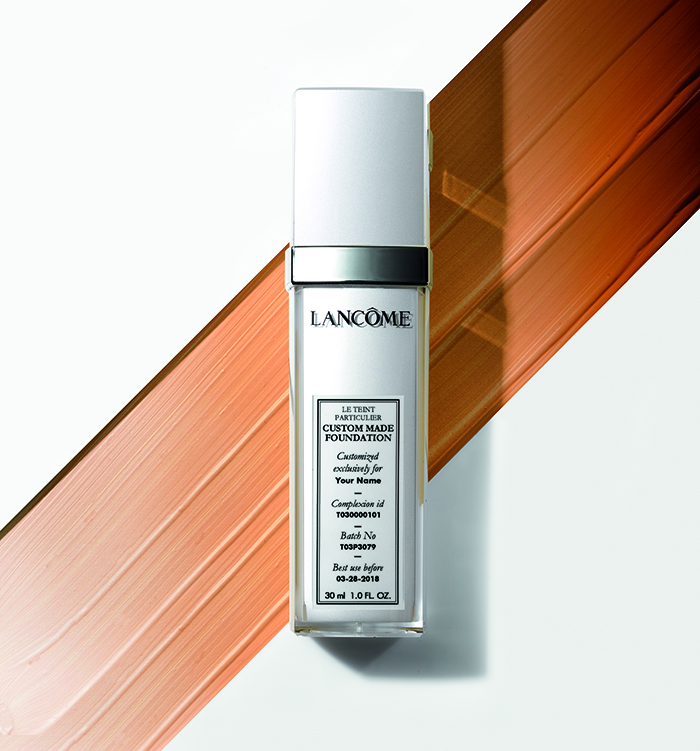 Lancome Teint Particulier Base Maquillaje Personalizada 2