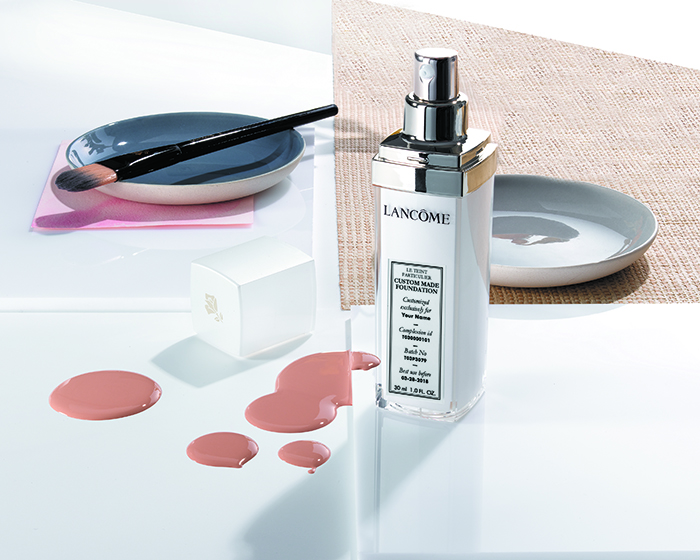 Lancome Teint Particulier Base Maquillaje Personalizada 5