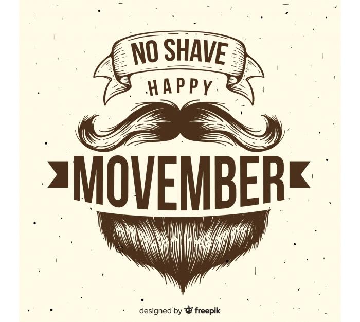 Movember 2019 Bigote Cancer