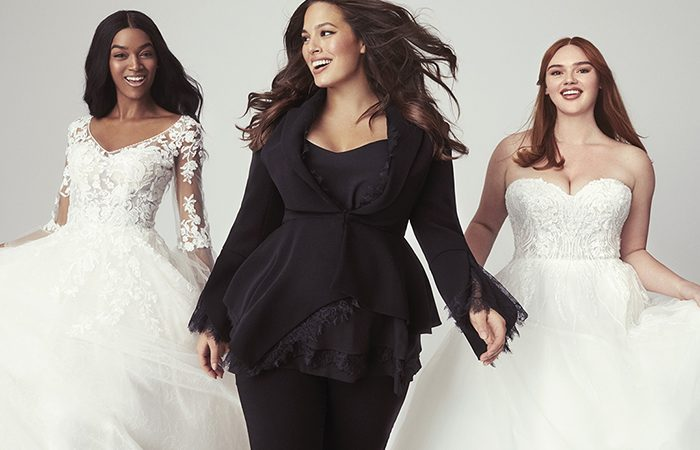Ashley Graham X Pronovias Moda Nupcial Tallas Grandes