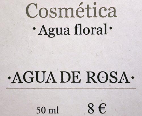 Ingredientes Productos Belleza