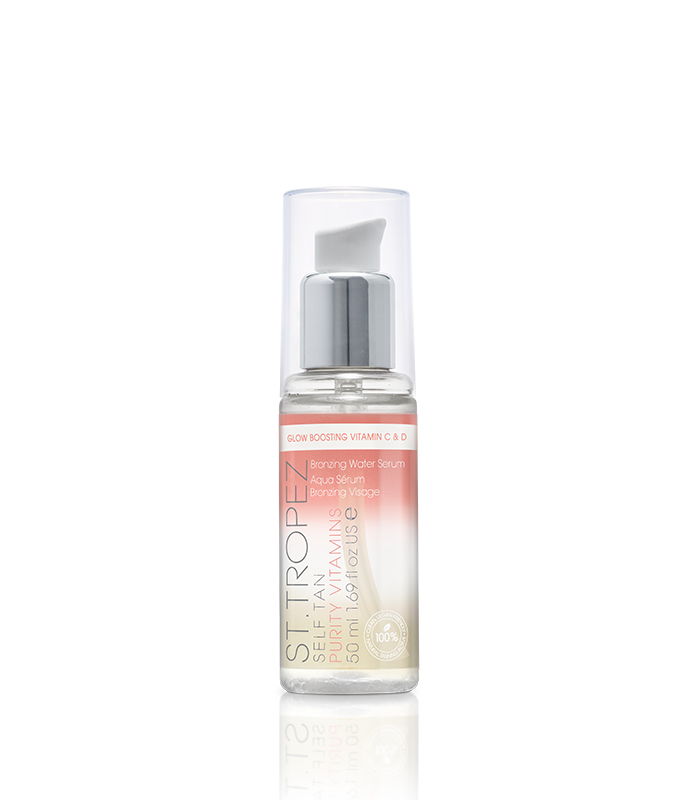 St Tropez Tan Self Tan Purity Vitamins Serum