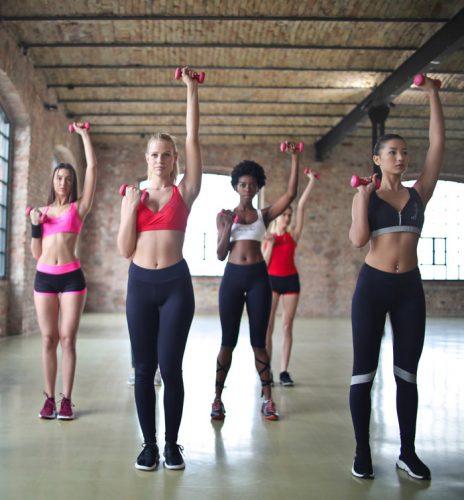 Fitness Clases Colectivas