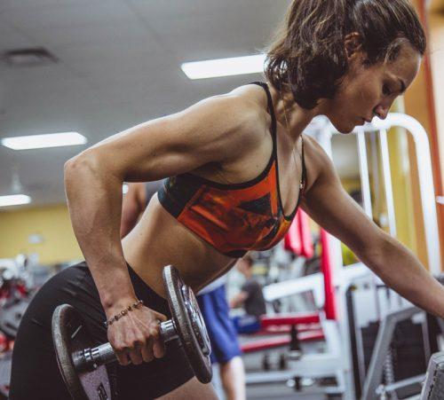 tendencias Fitness Peso Libre