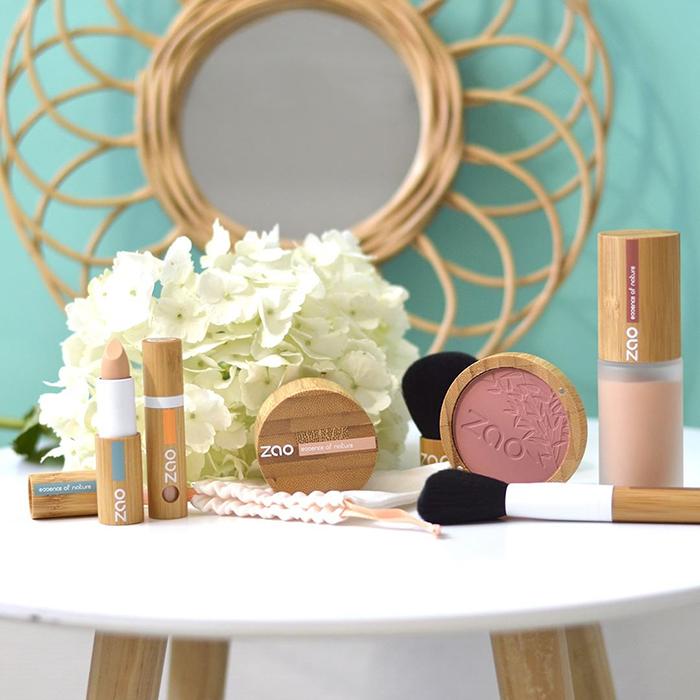 Zao Makeup Maquillaje Zero Waste