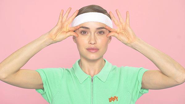 yoga facial 6
