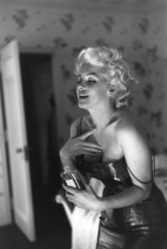 Chanel Nº5 Marilyn Monroe