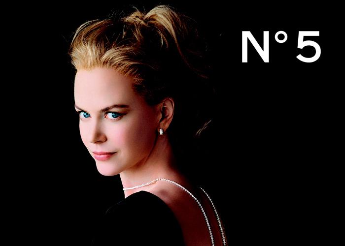 Los Rostros De Chanel Nº5