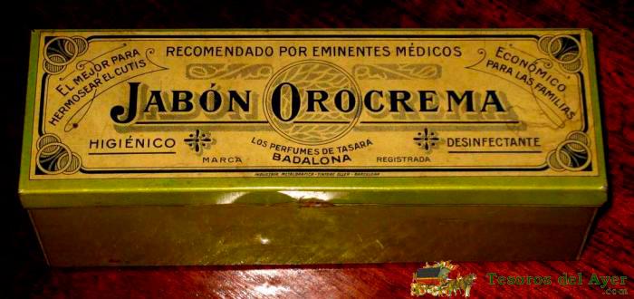 Jabon Oro Crema