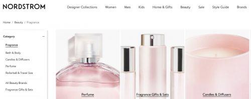 Tiendas online de belleza