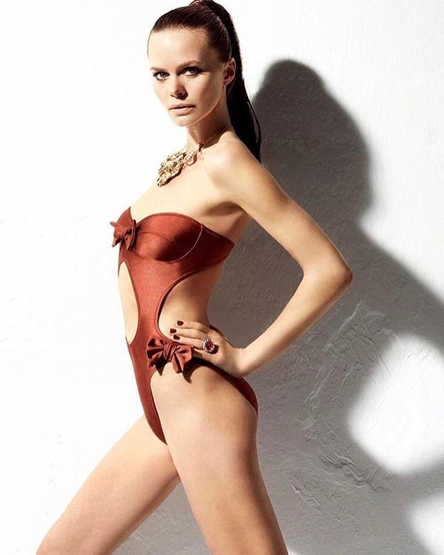 Veronica Blume Modelo