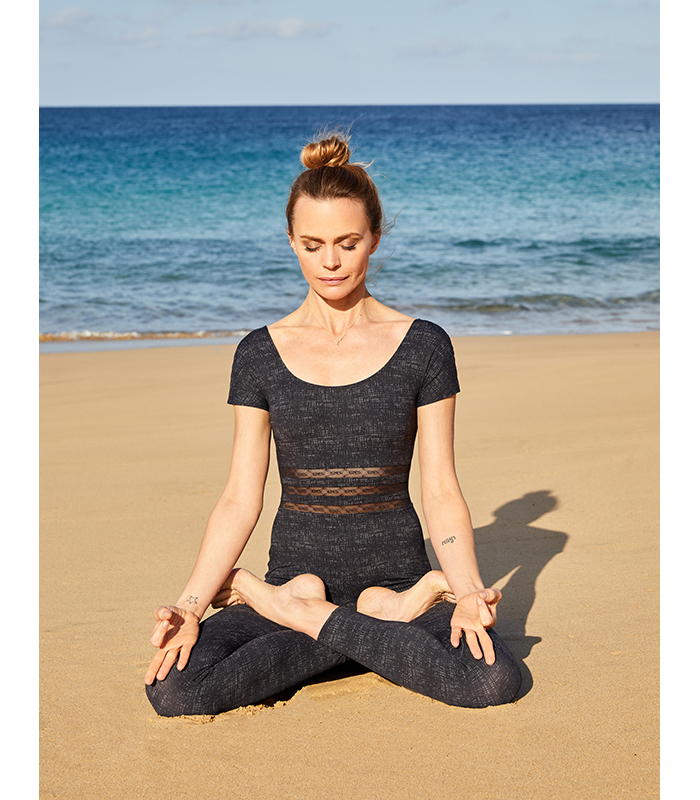 Veronica Blume Yoga Silencio Barcelona