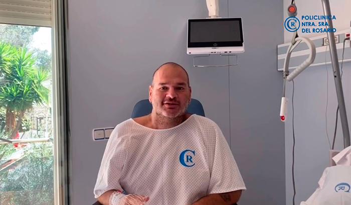 Ozonoterapia 1 Paciente
