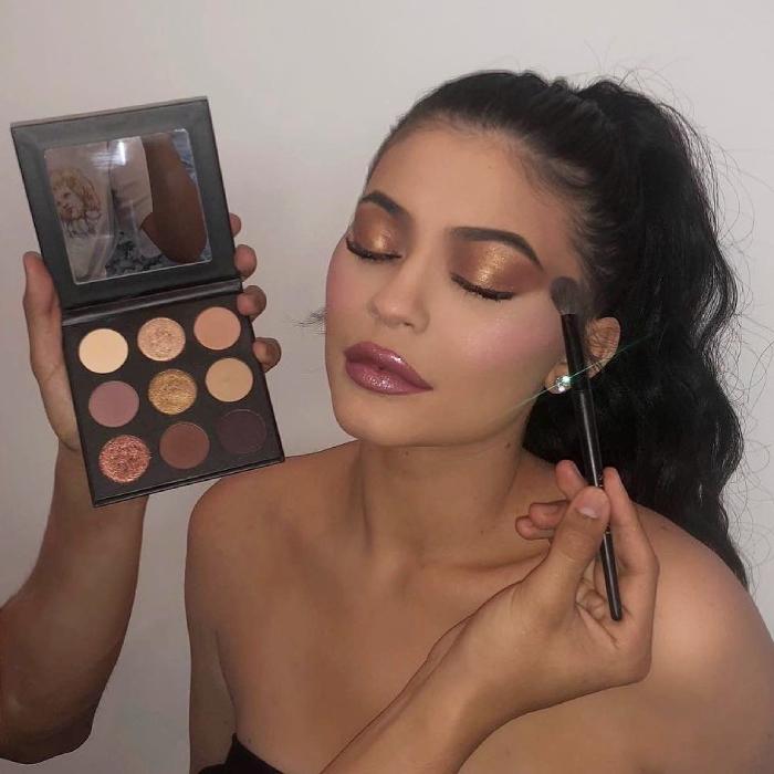 marca de belleza Kylie Cosmetics
