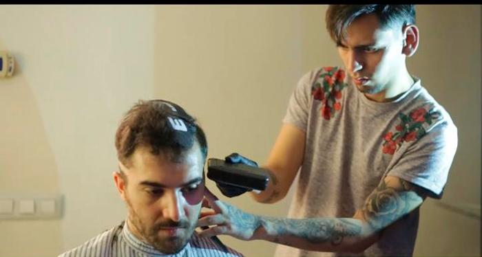 Gabriel Guszueta barba