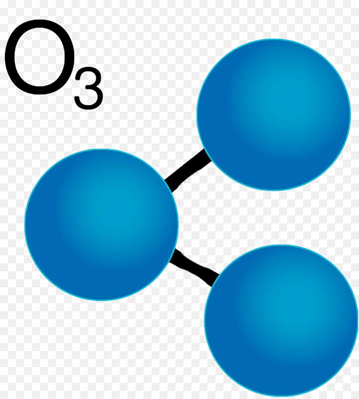 Ozono Molecula