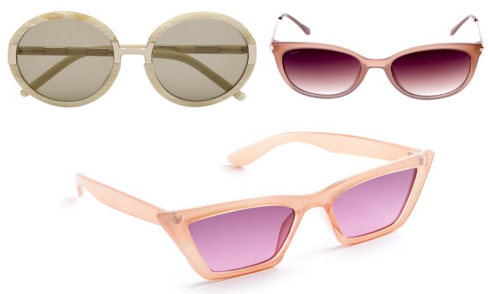 Gafas De Sol Pastel