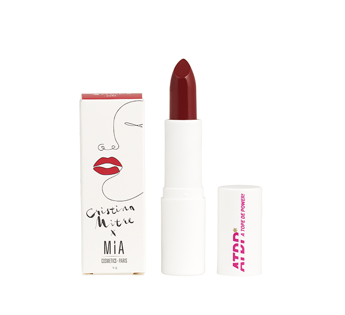 Mia Cosmetics Cristina Mitre Barras Labios