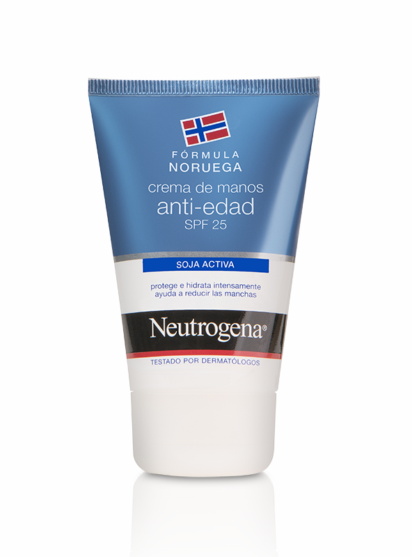 Hands Neutrogena Crema De Manos Anti Edad 50 Ml Sp